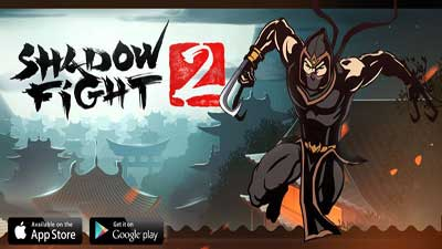 Скачать взломанный Shadow Fight 2 2.12.0 на деньги кристаллы и опыт без root